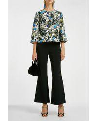 Erdem - Skylar Floral-print Jacket - Lyst