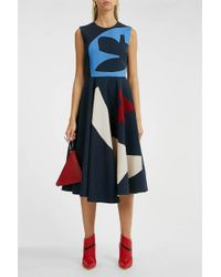 ROKSANDA - Kerama Midi Dress - Lyst