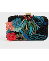 Elie Saab - Embellished Flower Clutch, Size Os, Women - Lyst