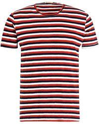 Nudie Jeans - T-Shirt ANDERS - Lyst