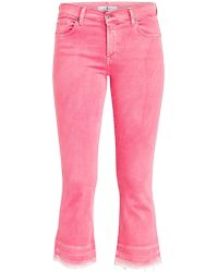 7 For All Mankind - 7/8-Jeans - Lyst