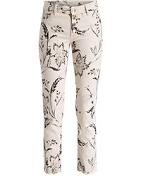 Dorothee Schumacher - Cropped-Jeans - Lyst