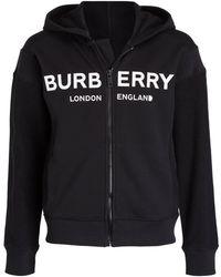 Burberry - Sweatjacke - Lyst