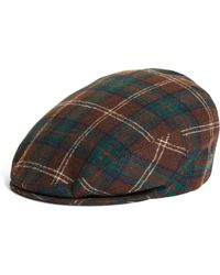 a589ec81 Brooks Brothers Pendleton® Baseball Cap With Ear Flaps in Brown for ...