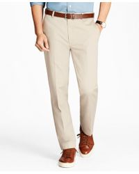 Brooks Brothers - Clark Fit Stretch Advantage Chinos® - Lyst