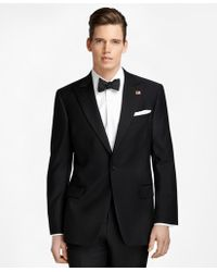 Brooks Brothers - Regent Fit One-button Peak Lapel Tuxedo - Lyst