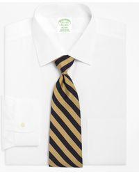 Brooks Brothers - Milano Fit Spread Collar Dress Shirt - Lyst