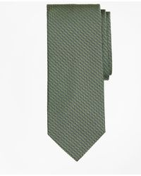 Brooks Brothers - Solid-non-solid Tie - Lyst
