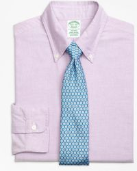 Brooks Brothers | Milano Fit Original Polo® Button-down Oxford Dress Shirt | Lyst