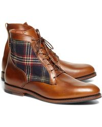 f0ada780b64 Lyst - Brooks Brothers Red Wing For 9218 Premium Iron Ranger Boots ...