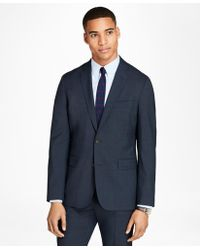Brooks Brothers - Parquet Wool Suit Jacket - Lyst