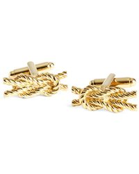Brooks Brothers - Rope Knot Cuff Links - Lyst