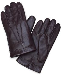 Brooks Brothers - Lambskin Cashmere Lined Gloves - Lyst