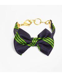 Brooks Brothers - Bow Tie Bracelet By Kiel James Patrick - Lyst