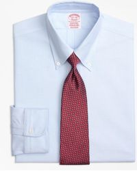 Brooks Brothers - Original Polo® Button-down Oxford Traditional Relaxed-fit Dress Shirt - Lyst