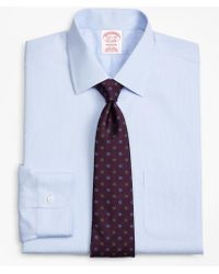 Brooks Brothers - Madison Classic-fit Dress Shirt, Non-iron Dobby Stripe - Lyst
