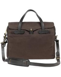 Brooks Brothers | Filson® Twill Original Briefcase | Lyst