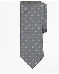 Brooks Brothers - Shadow Golden Fleece® Tie - Lyst