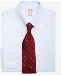 Brooks Brothers | Madison Fit Button-down Collar Dress Shirt | Lyst