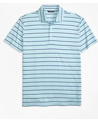 Brooks Brothers - Original Fit Supima® Cotton Stripe Polo Shirt - Lyst