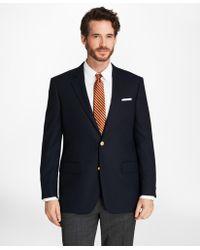 Brooks Brothers - Madison Fit Doeskin Stretch Wool Blazer - Lyst