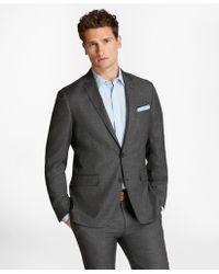Brooks Brothers - Sharkskin Wool Suit Jacket - Lyst