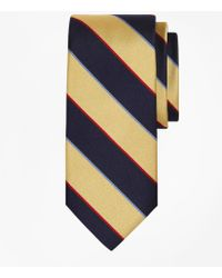 Brooks Brothers - Argyle Sutherland Rep Slim Tie - Lyst