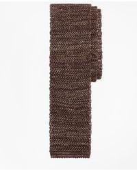 Brooks Brothers - Melange Knit Tie - Lyst