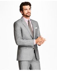 Brooks Brothers - Regent Fit Sharkskin 1818 Suit - Lyst