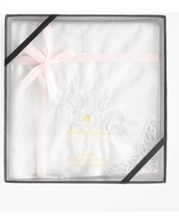 Brooks Brothers - Women's Embroidered Handkerchiefs - Lyst