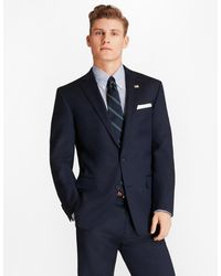 Brooks Brothers - Regent Fit Saxxontm Wool Bead Stripe 1818 Suit - Lyst