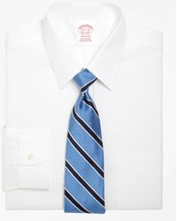 Brooks Brothers - Madison Fit Forward Point Collar Dress Shirt - Lyst
