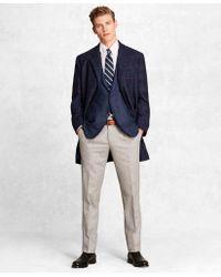 Brooks Brothers - Golden Fleece® Merino Wool-blend Topcoat - Lyst