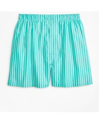 Brooks Brothers - Traditional Fit Bold Stripe Boxers - Lyst