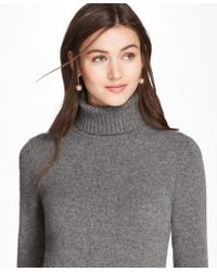 Brooks Brothers | Cashmere Turtleneck | Lyst