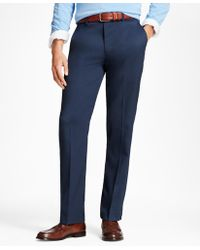 Brooks Brothers - Performance Series Trousers - Lyst