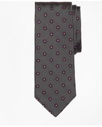 Brooks Brothers - Spaced Flower Tie - Lyst