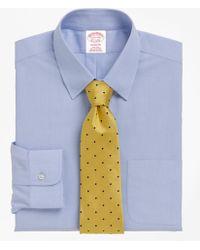 Brooks Brothers | Non-iron Madison Fit Tab Collar Dress Shirt | Lyst