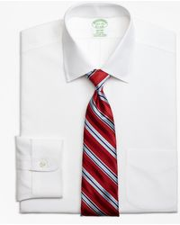 Brooks Brothers - Non-iron Milano Fit Spread Collar Stretch Dress Shirt - Lyst