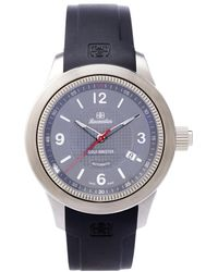 Brooks Brothers | Reconvilier Hercules Golf Master With Titanium Dial | Lyst