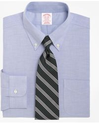 Brooks Brothers - Non-iron Madison Fit Brookscool® Button-down Collar Dress Shirt - Lyst