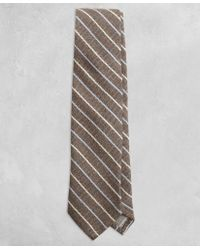 Brooks Brothers - Golden Fleece® Two-tone Stripe Tie - Lyst