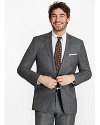 Brooks Brothers - Regent Fit Plaid 1818 Suit - Lyst