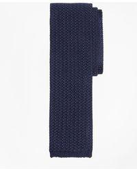 Brooks Brothers - Textured Knit Tie - Lyst