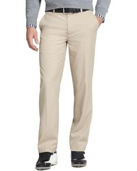 Brooks Brothers | St Andrews Links Plain-front Pants | Lyst