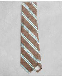 Brooks Brothers - Golden Fleece® Alternating Stripe Tie - Lyst