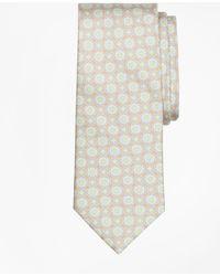 Brooks Brothers - Ancient Madder Print Tie - Lyst