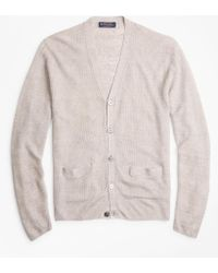 Brooks Brothers - Linen Cardigan - Lyst