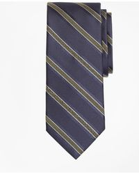 Brooks Brothers - Alternating Textured Stripe Tie - Lyst