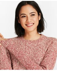 Brooks Brothers - Shimmer Boucle Jumper - Lyst